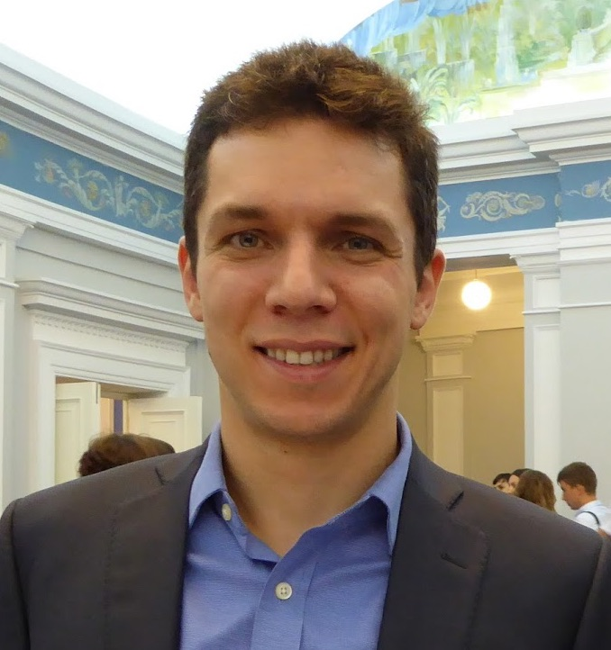 Photo of Stanislav Minsker